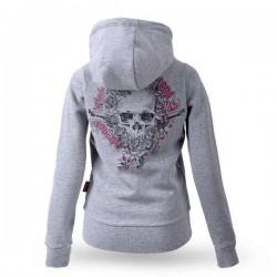 "Hooded jacket ""Skull"""